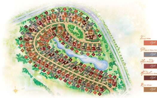 Orange Lake Master Plan